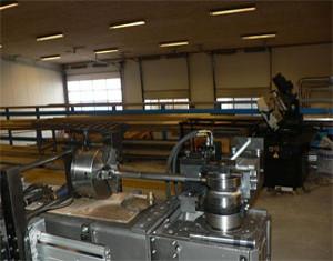 Rørbøyer - CNC styrt Halvautomatisk (max ø42mm)