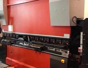 Bending / cut -  Amanda 170 tonns CNC operated