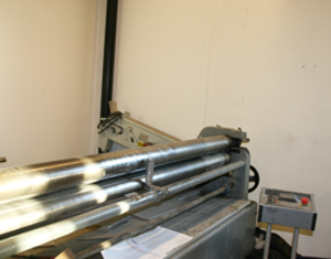 Roller - Hydraulic for big parts